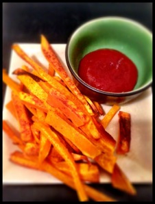 "Butternut Squash ""Fries"""
