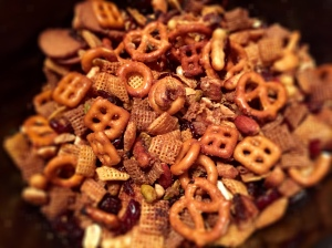 Crock Pot Pumpkin Spice Chex Mix