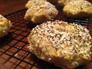 Cauliflower Everything Bagels
