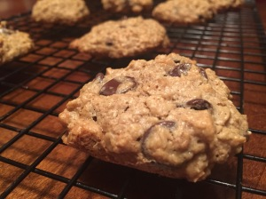 THE BEST Healthy Chocolate Chip Cookies