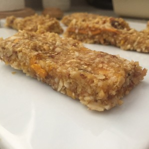 Mango CocoNUT Bars!