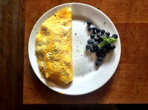 The Perfect Whole30 Omelet