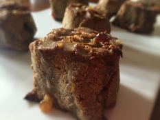 Paleo Cinnamon Buns With Pistachios and Cranberries